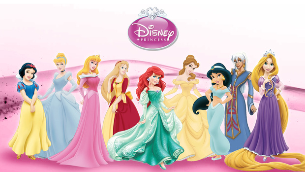 Latest Disney Princess Wallpaper