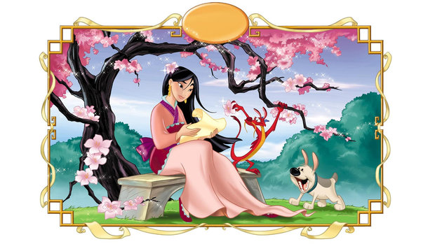 Mulan Background