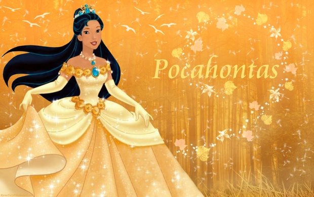 Pocahontas Desktop Background