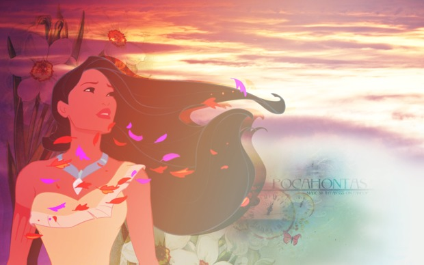 Pocahontas High Quality Wallpaper