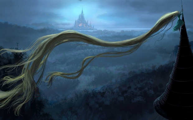 Rapunzel High Definition Wallpaper