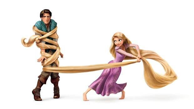 Rapunzel High Definition