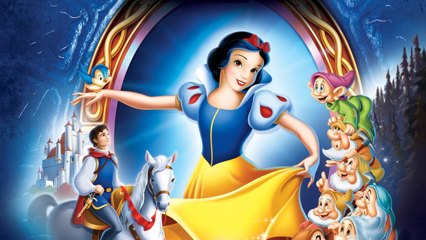 Snow White Desktop Background