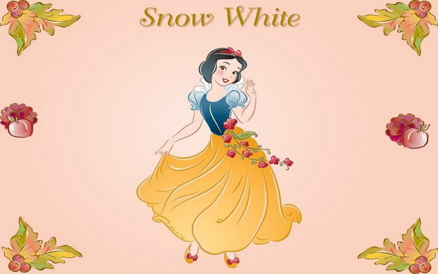 Snow White High Definition Wallpaper