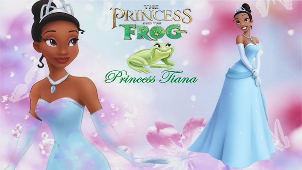 The Princess and the Frog Background