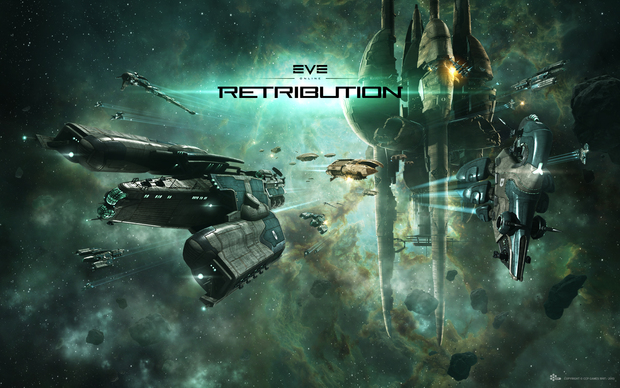 Awesome EVE Online Wallpaper