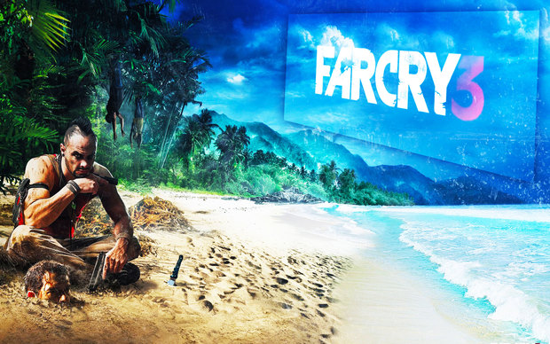 Awesome Far Cry 3 Wallpaper