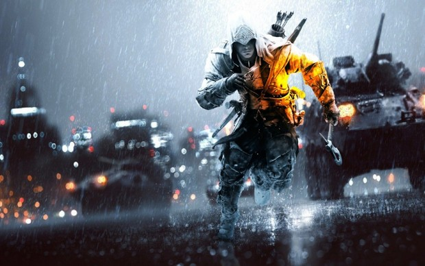 Battlefield 4 Desktop Background