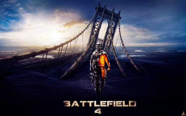 Beautiful Battlefield 4 Wallpaper