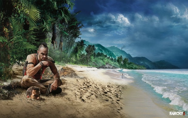 Far Cry 3 High Definition Wallpaper