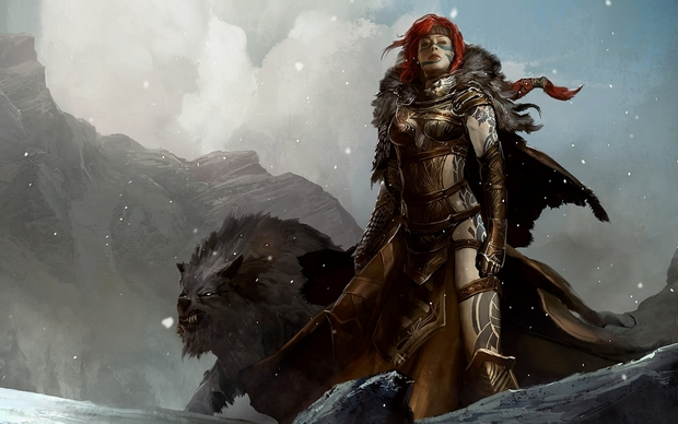Guild Wars 2 Game HD