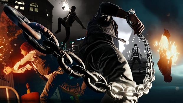 Infamous Second Son Desktop Wallpaper