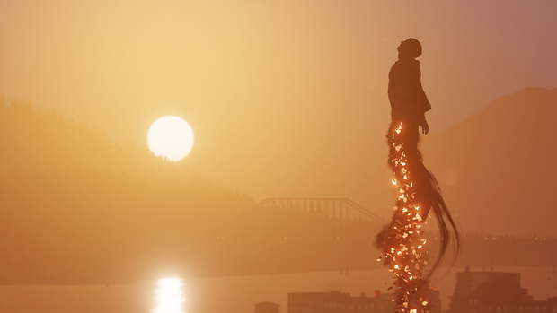 Infamous Second Son High Quality Wallpaper