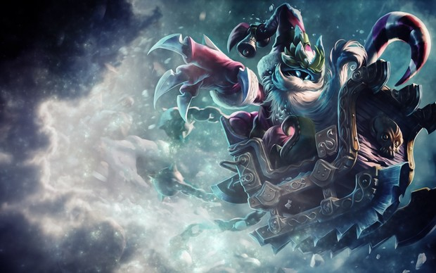 Awesome League of Legends LoL Wallpaper