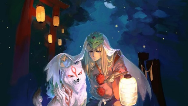 Awesome Okami Wallpaper
