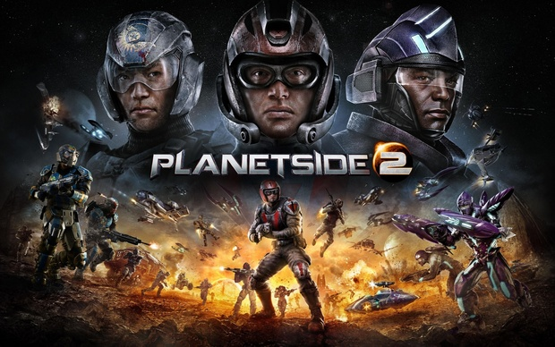 Awesome Planetside 2 Wallpaper