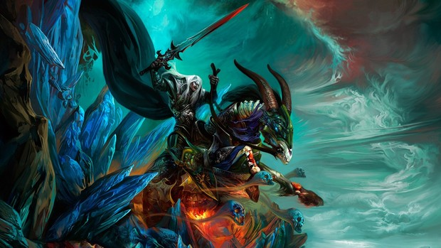 Beautiful World of Warcraft Game Wallpaper
