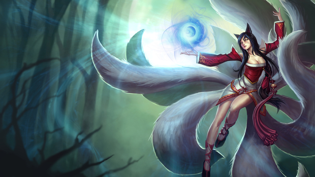 Free League of Legends Game Wallpaper