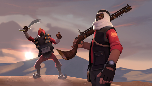 Free Team Fortress 2 Wallpaper