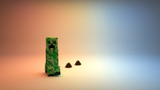 Latest Minecraft Wallpaper