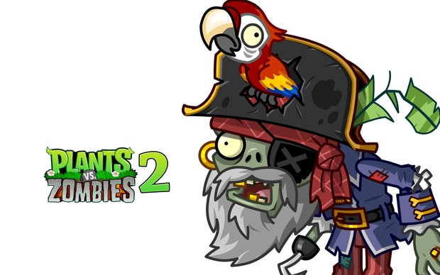 Latest Plants vs. Zombies Wallpaper