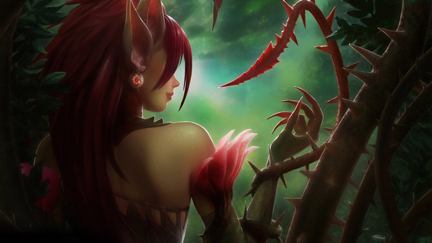 League of Legends Game Images
