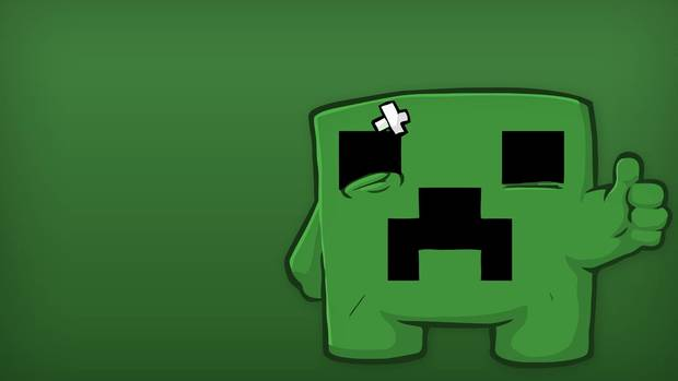 Minecraft Desktop Wallpaper