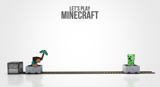 Minecraft High Definition Wallpaper