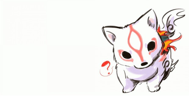 Okami Backgrounds