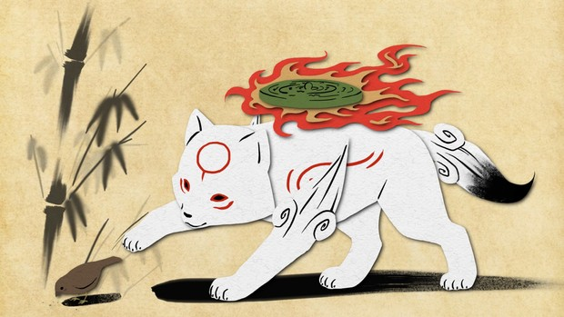 Okami Desktop Backgrounds
