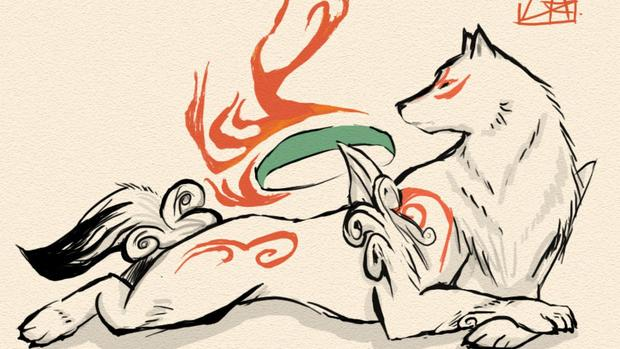 Okami Desktop Wallpaper