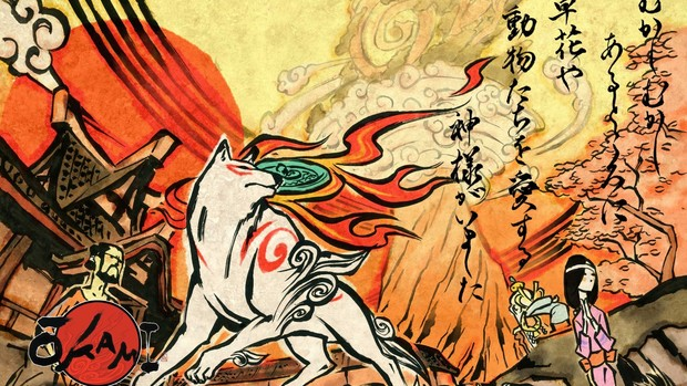 Okami Desktop Wallpapers