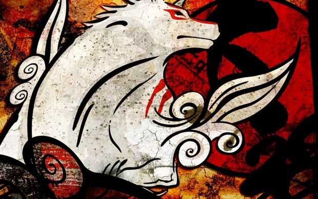 Okami Game High Quality Wallpaper