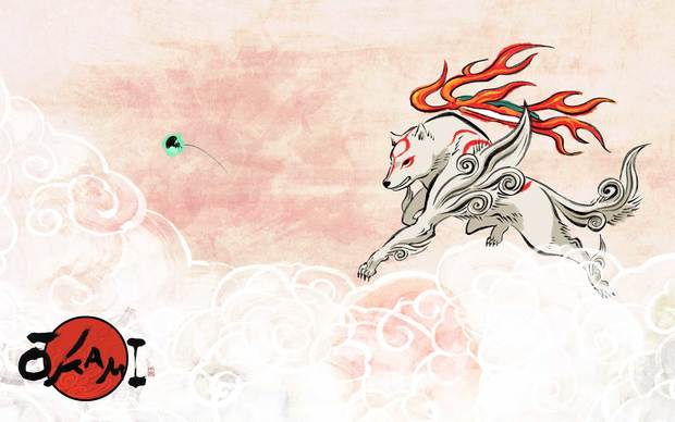 Okami High Definition Wallpaper