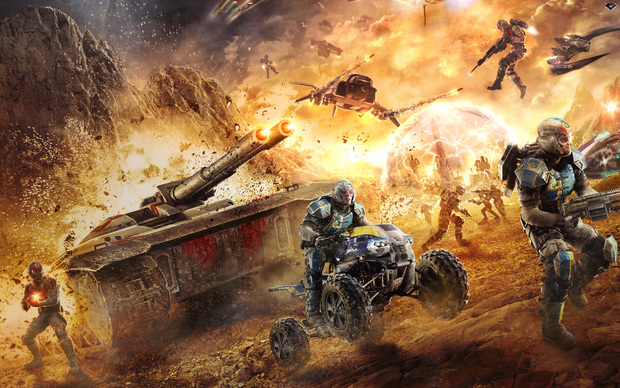 Planetside 2 Picture