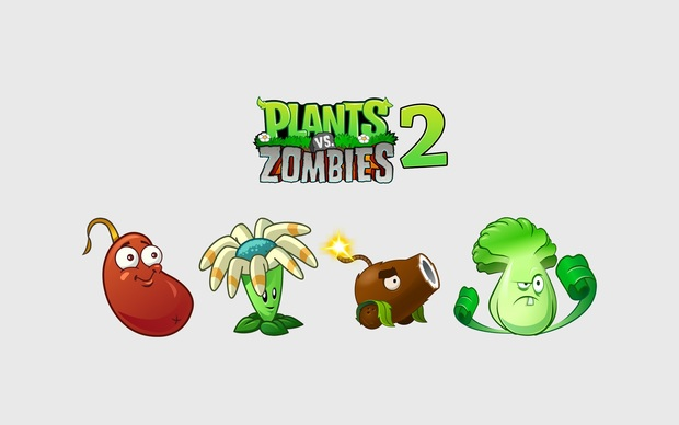 Plants vs. Zombies Backgrounds