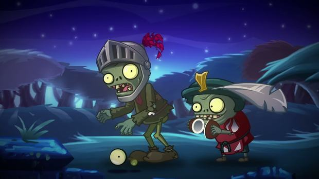 Plants vs. Zombies HD Wallpaper