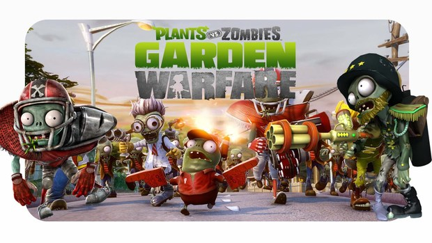 Plants vs. Zombies High Definition Wallpaper
