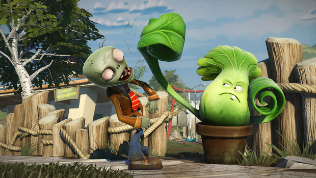 Plants vs. Zombies High Quality Wallpaper