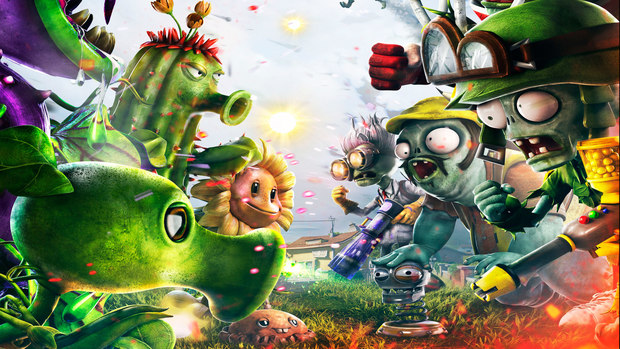 Plants vs. Zombies Wallpaper HD