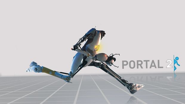 Portal 2 High Definition Wallpaper
