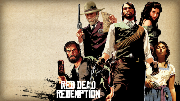 Red Dead Redemption Desktop Wallpaper