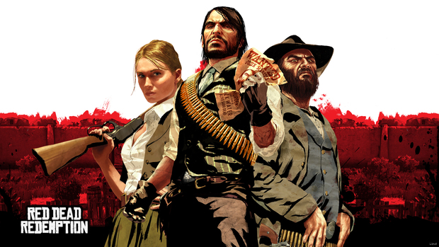 Red Dead Redemption High Definition Wallpaper