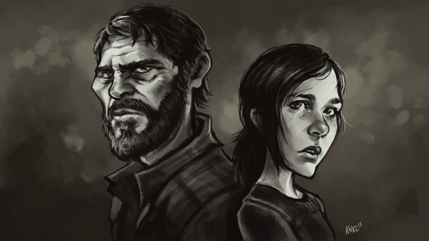 The Last of Us Desktop Background