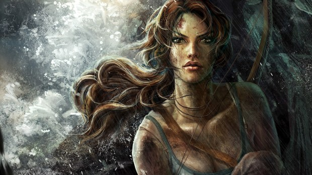 Tomb Raider High Definition Wallpaper