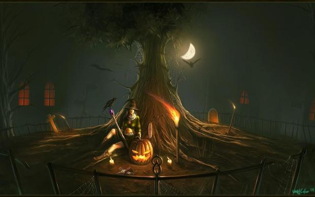 Halloween 2014 Desktop Wallpapers