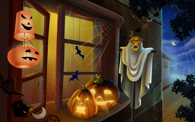 Halloween 2014 High Quality Wallpaper