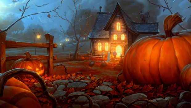 Latest Halloween 2014 Wallpaper
