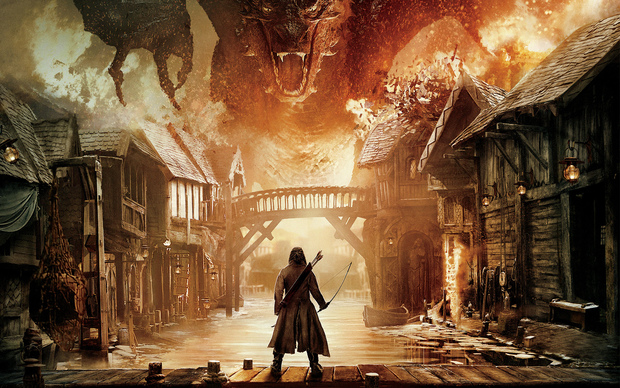 The Battle of the Five Armies HD Wallpaper