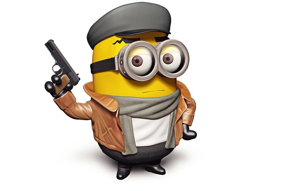 Minion Widescreen Wallpaper